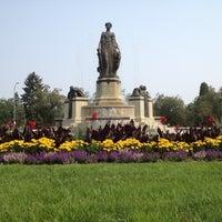Das Foto wurde bei City Park von Rusty M. am 8/15/2012 aufgenommen
