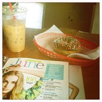 Photo taken at BoSa Donuts by Susie P. on 5/7/2013