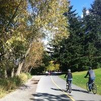 Das Foto wurde bei Green Lake Park von cheri w. am 10/16/2012 aufgenommen