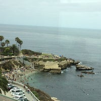 Снимок сделан в La Jolla Shores Beach пользователем Tina M. 7/28/2013