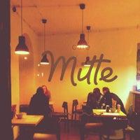 Снимок сделан в Mitte пользователем Olga B. 10/30/2012