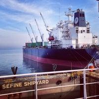 Foto diambil di Sefine Tersanesi oleh Görkem ⚓️ pada 4/1/2014