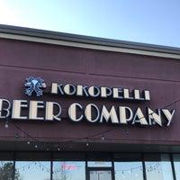Photo prise au Kokopelli Beer Company par Debbie W. le3/25/2019
