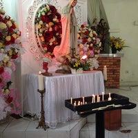 Foto diambil di Gereja Katolik Santa Theresia oleh Melc Agnes S. pada 5/3/2015