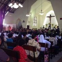 Foto diambil di Gereja Katolik Santa Theresia oleh Melc Agnes S. pada 5/10/2015
