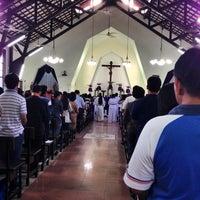 Foto diambil di Gereja Katolik Santa Theresia oleh Melc Agnes S. pada 3/5/2014