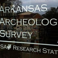 Photo prise au Arkansas Archeological Survey SAU par Jamie B. le1/31/2013