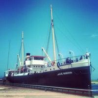 6/16/2013 tarihinde Nur C.ziyaretçi tarafından Bandırma Gemi Müze ve Milli Mücadele Açık Hava Müzesi'de çekilen fotoğraf