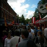 Foto scattata a Kansainväliset Suurmarkkinat da Markus S. il 7/16/2014