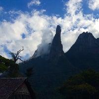 Foto tirada no(a) Parque Nacional da Serra dos Órgãos por Cris M. em 5/2/2015