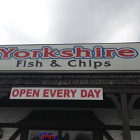 Photo prise au Yorkshire Fish and Chips par JaimeT le3/22/2013