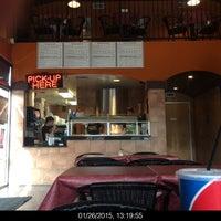 Foto tomada en Zeffiro New York Pizza por Jeff G. el 1/26/2015