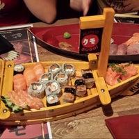 Foto tirada no(a) Kumo Sushi por Carolina C. em 4/3/2014