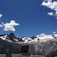 Das Foto wurde bei Bergrestaurant Hannig von Laurence S. am 7/17/2014 aufgenommen