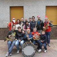 Foto tomada en Sociedad Nueva Unión Musical - Granja de Rocamora (SNUM) por Mike P. el 2/8/2014