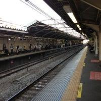 Foto tirada no(a) JR Yoyogi Station por F.Kit น. em 6/3/2013