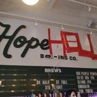 รูปภาพถ่ายที่ Hopewell Brewing Company โดย Abby S. เมื่อ 10/20/2018