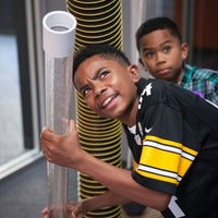 Снимок сделан в Minnesota Children's Museum пользователем Minnesota Children's Museum 12/5/2016