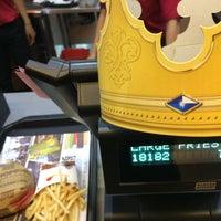 Photo prise au Burger King par Jeje ™. le8/31/2016