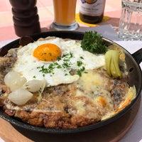 Das Foto wurde bei Bergrestaurant Hannig von Martin S. am 8/20/2017 aufgenommen