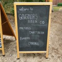9/21/2018 tarihinde Thibaut C.ziyaretçi tarafından Governors Island Beer Co.'de çekilen fotoğraf