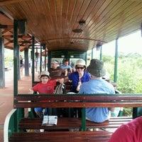 Foto tomada en Estación Central [Tren Ecológico de la Selva] por Gaston K. el 3/5/2013