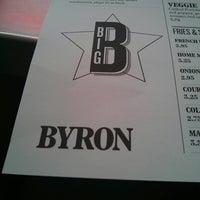 Photo prise au Byron par Piers K. le7/5/2013