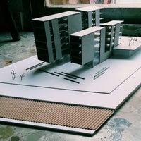Foto scattata a Escola Tècnica Superior d'Arquitectura da Maaike C. il 4/15/2014