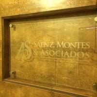 Foto tomada en Bufete Saenz, Montes y Asociados por Bufete Saenz, Montes y Asociados el 2/27/2016