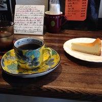 Foto diambil di 喫茶去ベアフット oleh Yoriko M. pada 4/18/2014