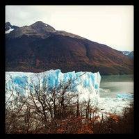 Foto tomada en Administración Parque Nacional Los Glaciares por Daniela M. el 4/28/2013