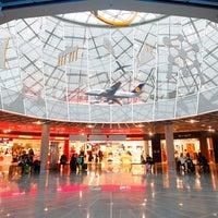 Frankfurt Airport (FRA) - Airport in Frankfurt am Main