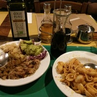 Foto scattata a Il Vegetariano da Asha M. il 10/16/2014
