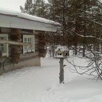 2/13/2014にGerard G.がKakslauttanen Arctic Resortで撮った写真