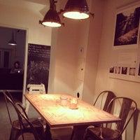 2/5/2013에 Jenny Y.님이 Society Cafe에서 찍은 사진