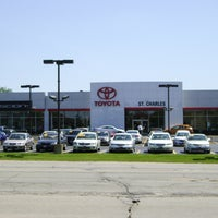 Photo Taken At St Charles Toyota By Das 4 On 9 23 2016