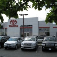 Photo Taken At Jim Coleman Toyota By Das 4 On 6 1 2017