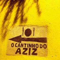 Das Foto wurde bei Restaurante Cantinho do Aziz von Ana Sofia d. am 8/8/2014 aufgenommen
