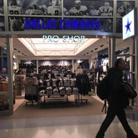 9291bf27933 ... Photo taken at Dallas Cowboys Pro Shop - DFW Gate A24 by Jimmy D. on ...