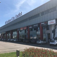 Fashion City Outlet - Centro commerciale in San Giuliano Milanese