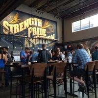 6/11/2015 tarihinde Michael A.ziyaretçi tarafından Big Ditch Brewing Company'de çekilen fotoğraf