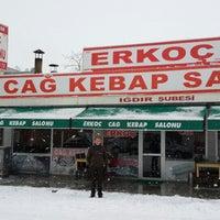 Foto tomada en Erkoç Cağ Kebabı por ORHAN el 12/23/2013