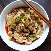 4/11/2013 tarihinde Time Out New Yorkziyaretçi tarafından Xi'an Famous Foods'de çekilen fotoğraf