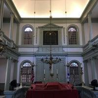 8/3/2018 tarihinde Jasonziyaretçi tarafından Touro Synagogue'de çekilen fotoğraf