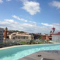 7/29/2014にPieter T.がPiscina B-Hotelで撮った写真