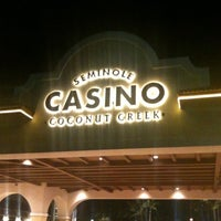 Seminole Casino Coconut Creek - 67 tips from 3889 visitors