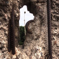 Снимок сделан в Мемориальный комплекс «Берлинская стена» пользователем Sakanabone 7/19/2013