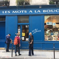 9/15/2017 tarihinde Krzysztof W.ziyaretçi tarafından Les Mots à la Bouche'de çekilen fotoğraf