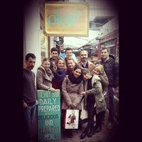 12/31/2013 tarihinde Derya G.ziyaretçi tarafından Plus Kitchen'de çekilen fotoğraf
