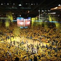 5/13/2013에 Lionel C.님이 Oakland Arena에서 찍은 사진